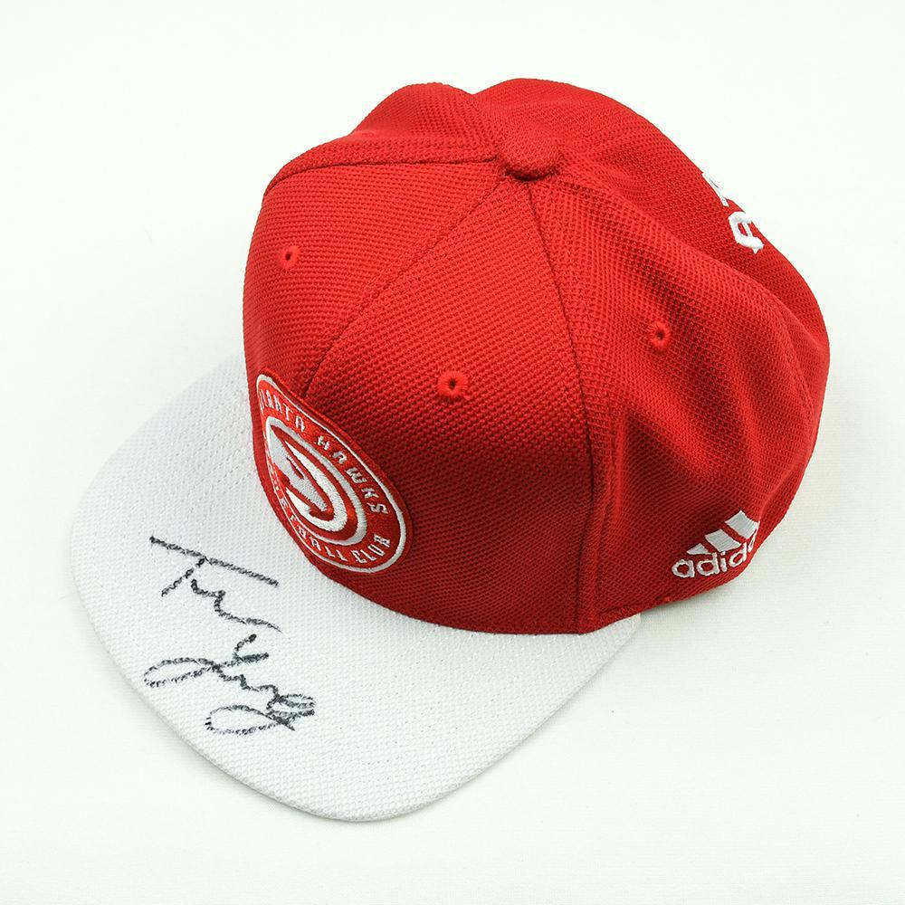 Trae Young - Atlanta Hawks - 2018 NBA Draft Class - Autographed Hat