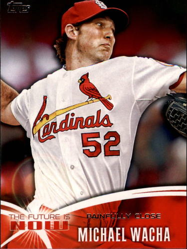 Photo of 2014 Topps The Future is Now #FN31 Michael Wacha
