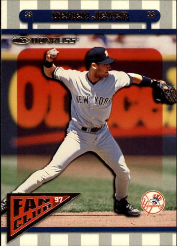 Photo of 1998 Donruss #165 Derek Jeter