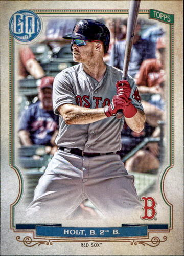 Photo of 2020 Topps Gypsy Queen #19 Brock Holt