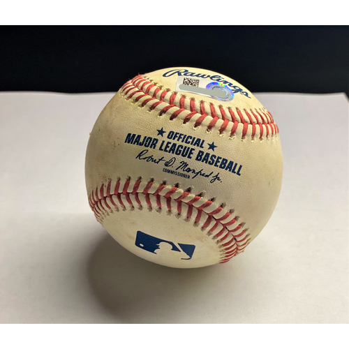 Photo of Cameron Maybin 2020 Opening Day Single Baseball (MLB AUTHENTICATED)