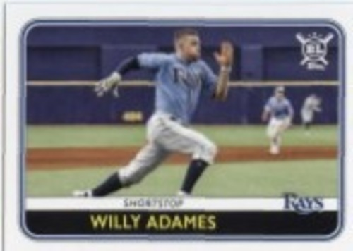 Photo of 2020 Topps Big League #87 Willy Adames