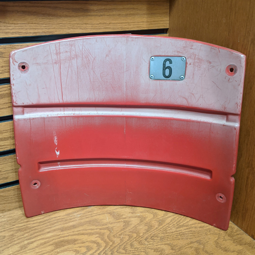 Photo of Fenway Park Section 30 Red Seatback #9