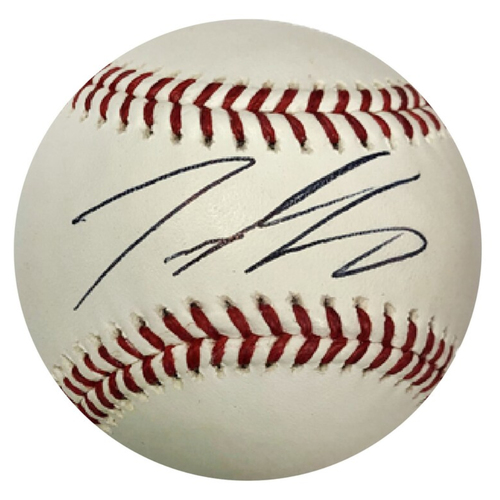 Photo of Cardinals Authentics: Ivan Herrera Autographed Baseball