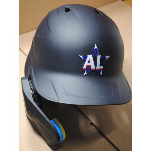 Photo of 2021 MLB All-Star Game -  Game-Used Batting Helmet - Joey Gallo