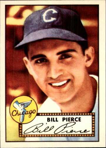 Photo of 1983 Topps 1952 Reprint #98 Billy Pierce