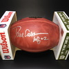 HOF - Raiders Dave Casper Signed Authentic Football