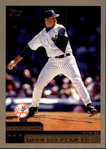 Photo of 2000 Topps #170 Roger Clemens