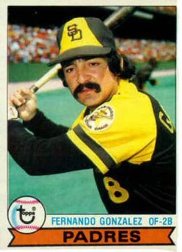 Photo of 1979 Topps #531 Fernando Gonzalez