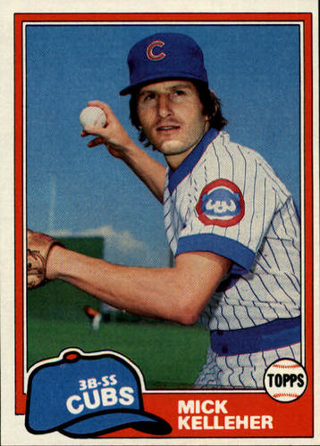 Photo of 1981 Topps #429 Mick Kelleher