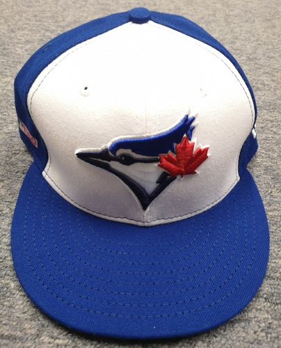 Photo of Authenticated Team Issued 2019 Opening Day Cap - #61 Alex Andreopoulos. Size 7 1/4.