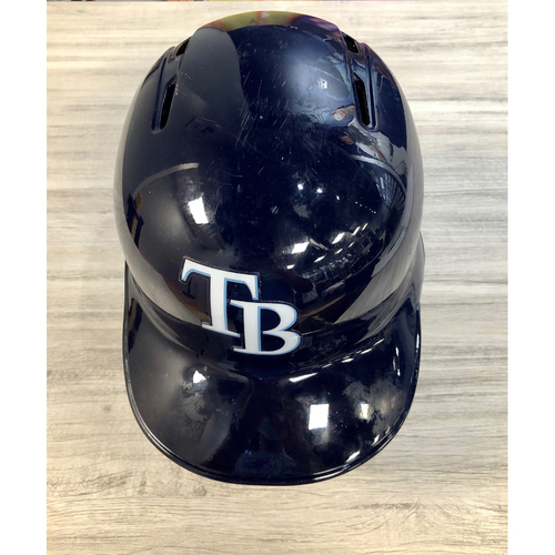 Team Issued Left-Flap Helmet : #31 (Number NOT MLB Authenticated)