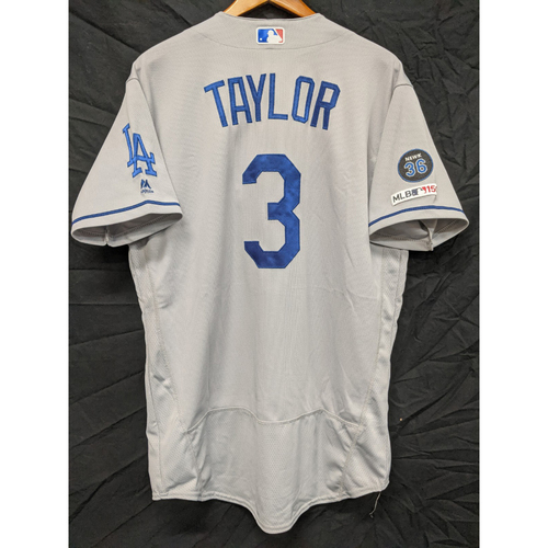 Chris Taylor Team-Issued 2019 Road Jersey