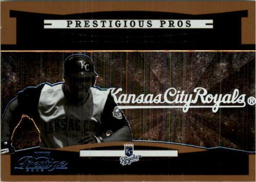 Photo of 2005 Playoff Prestige Prestigious Pros Bronze #28 Ken Harvey