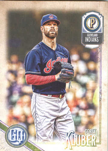 Photo of 2018 Topps Gypsy Queen #194 Corey Kluber