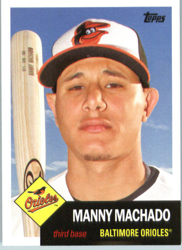 Photo of 2016 Topps Archives #30 Manny Machado