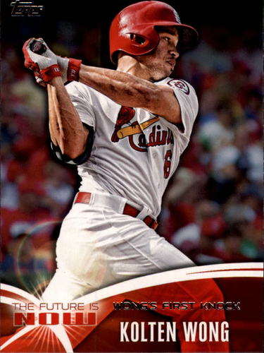 Photo of 2014 Topps The Future is Now #FN37 Kolten Wong