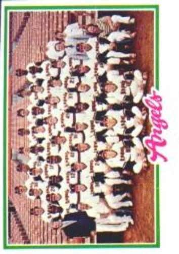 Photo of 1978 Topps #214 California Angels CL