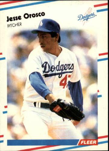 Photo of 1988 Fleer Update #96 Jesse Orosco
