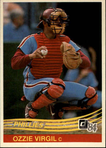 Photo of 1984 Donruss #326 Ozzie Virgil