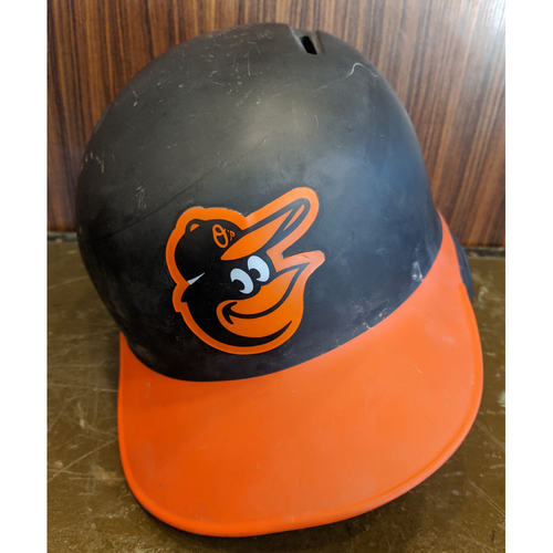 Photo of Austin Hays - Team-Issued Road Batting Helmet