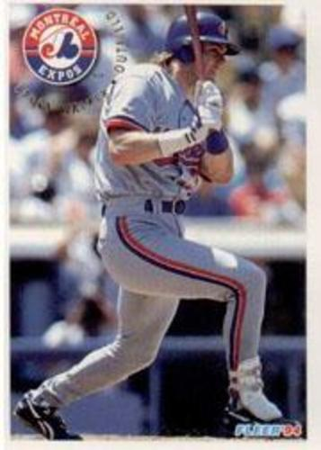 Photo of 1994 Fleer #554 Larry Walker