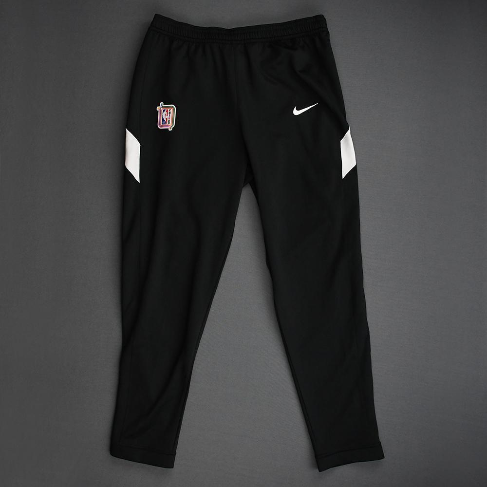 Zion Williamson - 2020 NBA Rising Stars - Team USA - Warm-up and Game-Worn Pants