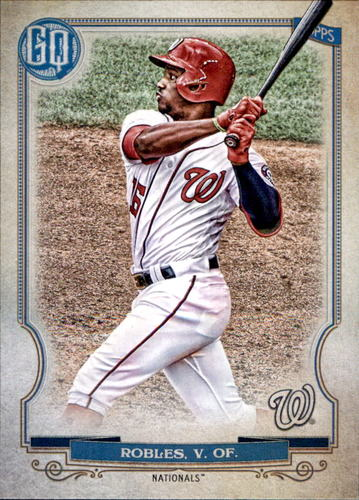 Photo of 2020 Topps Gypsy Queen #22 Victor Robles
