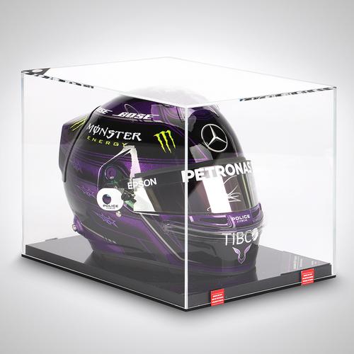 Photo of Lewis Hamilton 2020 1:1 Signed Replica Styrian GP Helmet