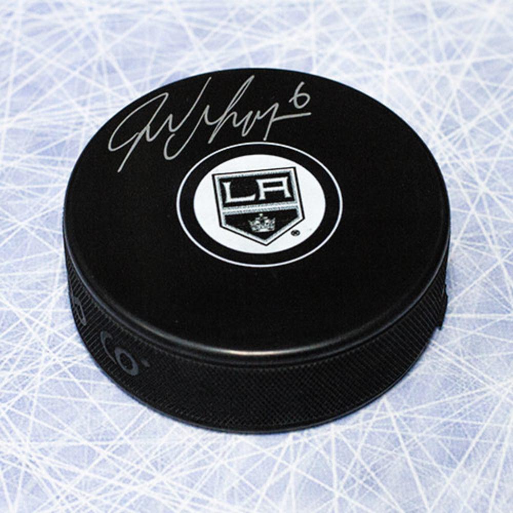 Jake Muzzin Los Angeles Kings Autographed Hockey Puck