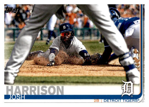 Photo of 2019 Topps Update #US33 Josh Harrison