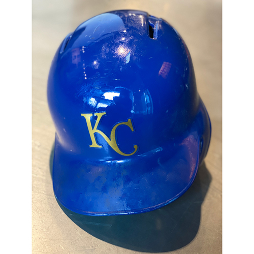 Photo of Team-Issued Helmet: Bubba Starling (Size 7 1/2)