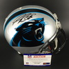 Panthers - Greg Olsen Signed Proline Helmet