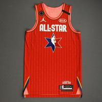 GiannisAntetokounmpo - 2020 NBA All-Star - Team Giannis - Autographed Jersey