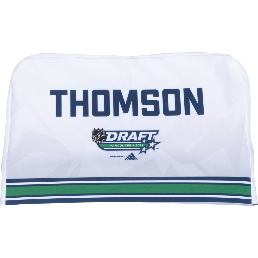 Lassi Thomson Ottawa Senators 2019 NHL Draft Seat Cover - Second set (Not Used)