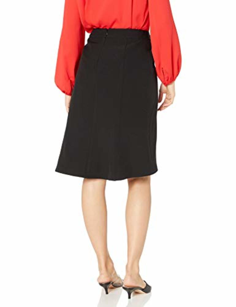 Photo of Kasper Women's Stretch Crepe Skirt