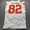 International Series - Chiefs Deon Yelder Game Used Jersey (11/18/19) Size 42