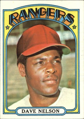 Photo of 1972 Topps #529 Dave Nelson