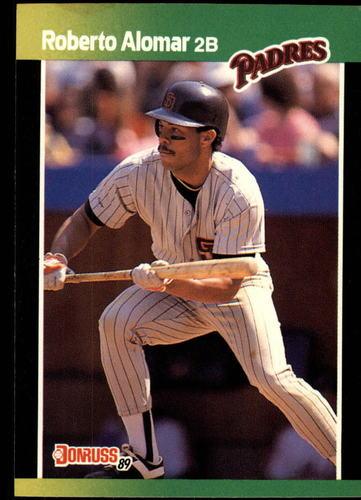 Photo of 1989 Donruss Baseball's Best #21 Roberto Alomar