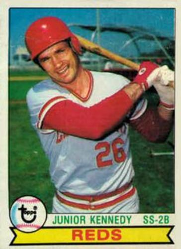 Photo of 1979 Topps #501 Junior Kennedy RC