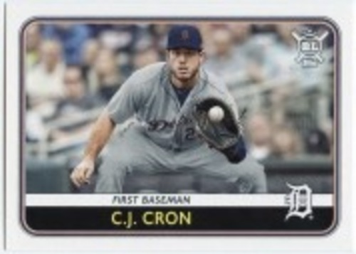 Photo of 2020 Topps Big League #44 C.J. Cron