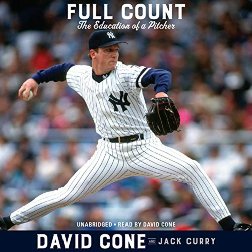 Photo of LOT #46: Full Count: The Education of a Pitcher - Book Autographed by David Cone and Jack Curry