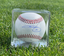 Photo of Chris Sale Signed Baseball