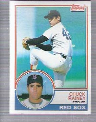 Photo of 1983 Topps #56 Chuck Rainey