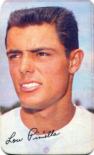 Photo of 1970 Topps Super #32 Lou Piniella