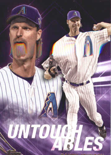 Photo of 2017 Topps Update Untouchables #U19 Randy Johnson
