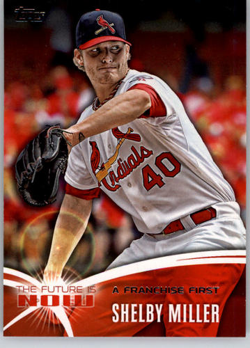Photo of 2014 Topps The Future is Now #FN2 Shelby Miller