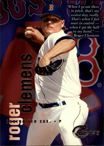 Photo of 1996 Circa #10 Roger Clemens