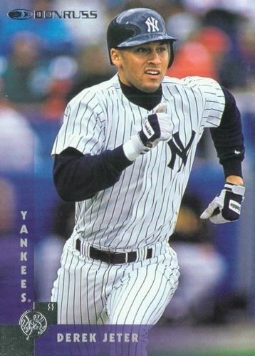 Photo of 1997 Donruss #49 Derek Jeter