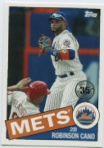 Photo of 2020 Topps '85 Topps Series 2 #85TB26 Robinson Cano